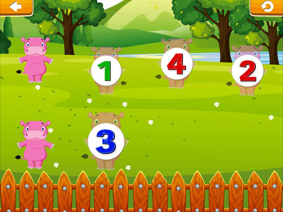 Smart Baby! Animals: ABC Learning Kids Games, Apps screenshot 10