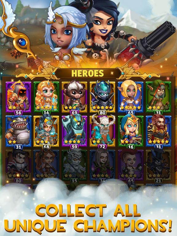 Hero Wars - Fantasy World screenshot 10