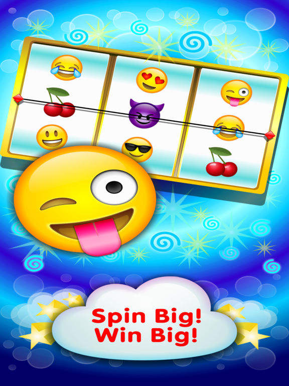 Emoji Slots Vegas Style Slot Machine - Pro Edition screenshot 6