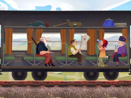 Old Man's Journey screenshot 9