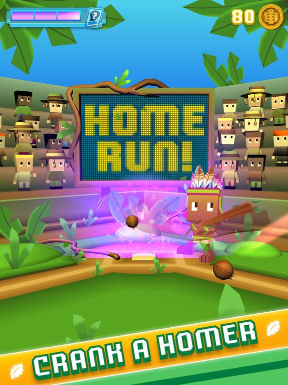 Blocky Baseball: Home Run Hero screenshot 8