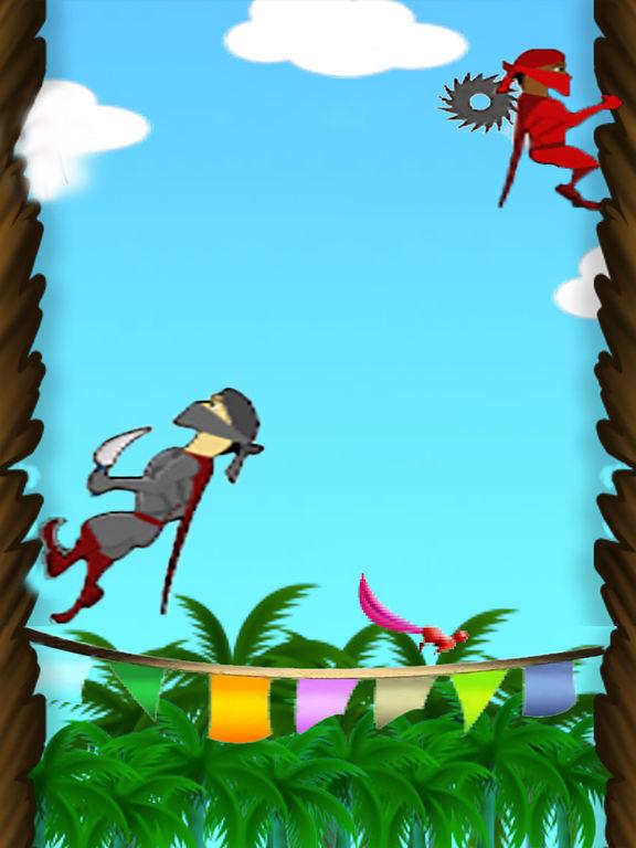 Endless Run Ninja Run 2017 screenshot 7