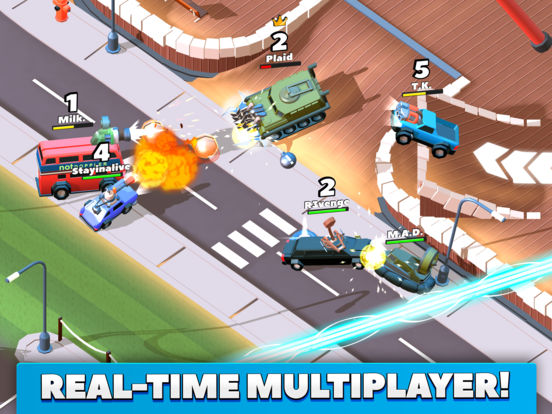 Crash of Cars screenshot 6