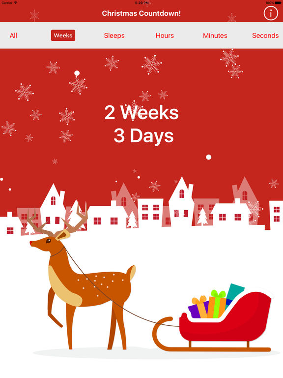 Christmas Countdown & Event Reminder screenshot 7