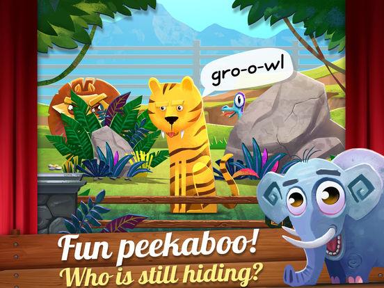 Kids Theater: Zoo Show screenshot 9