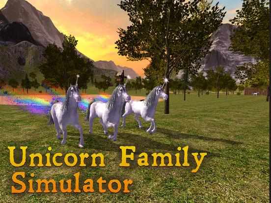 Unicorn Family Simulator Full screenshot 5