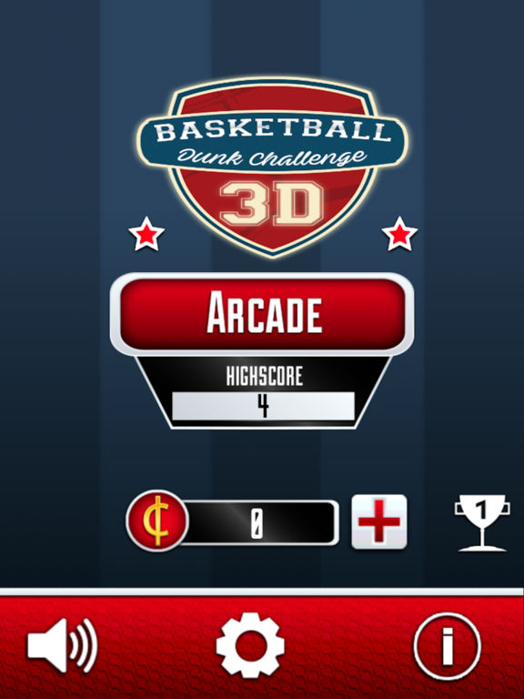 Basketball Dunk Challenge 3D screenshot 8