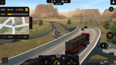 Truck Simulator PRO 2 screenshot 2