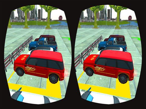 VR Prado Car Parking : Multi-Story Top Kids Game screenshot 9