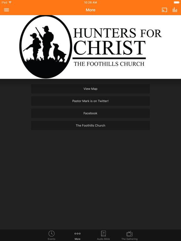 The Foothills Church screenshot 5