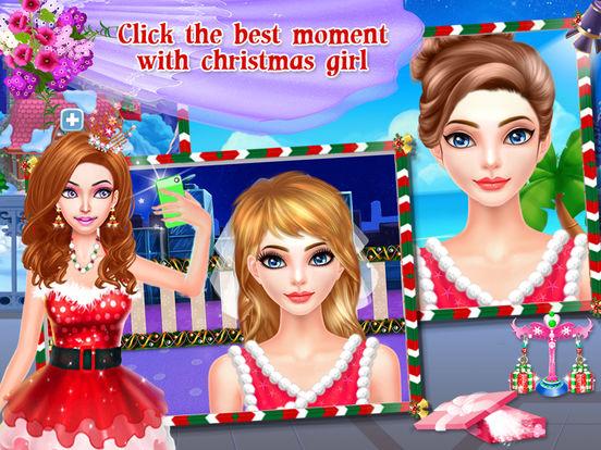 Christmas Wedding Makeup screenshot 10
