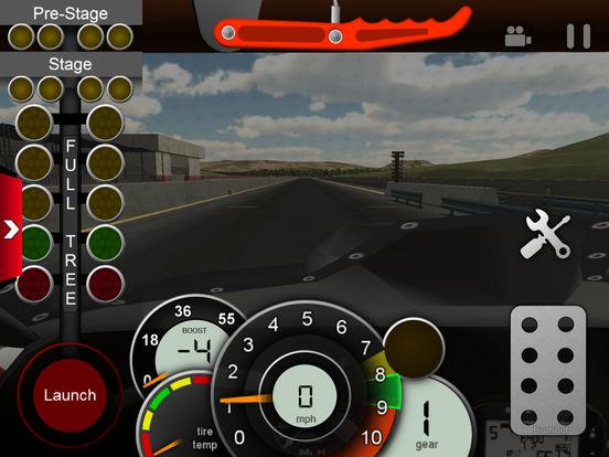 Pro Series Drag Racing screenshot 6