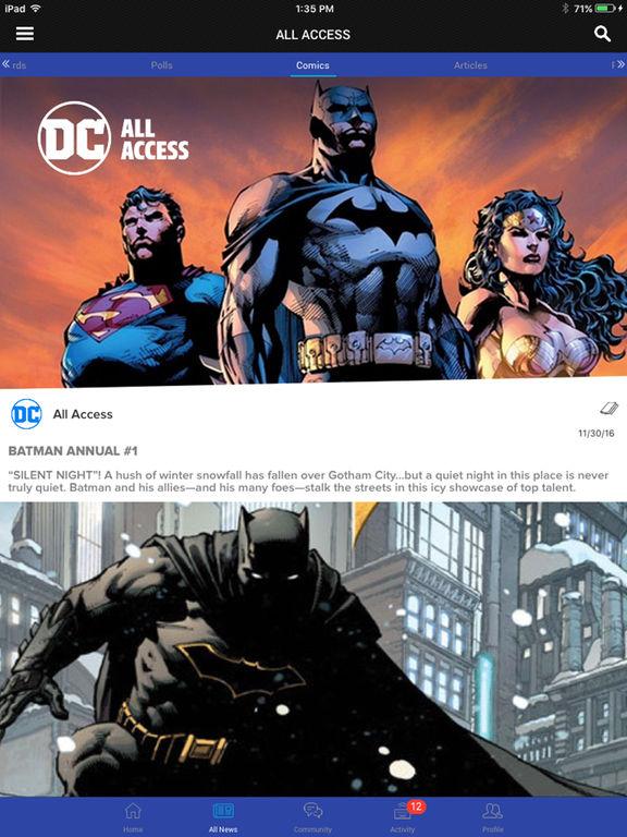 DC All Access screenshot 7
