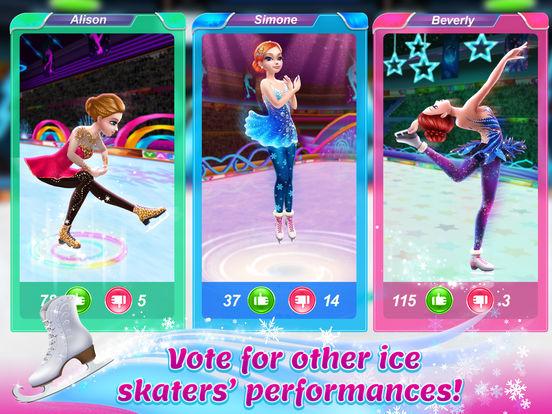 Ice Skating Ballerina screenshot 10