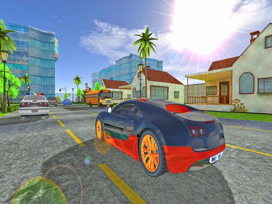 In Car VR Parking 2017 - Miami Edition screenshot 7