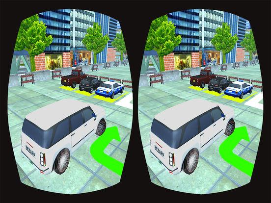 VR Prado Car Parking : Multi-Story Top Kids Game screenshot 8