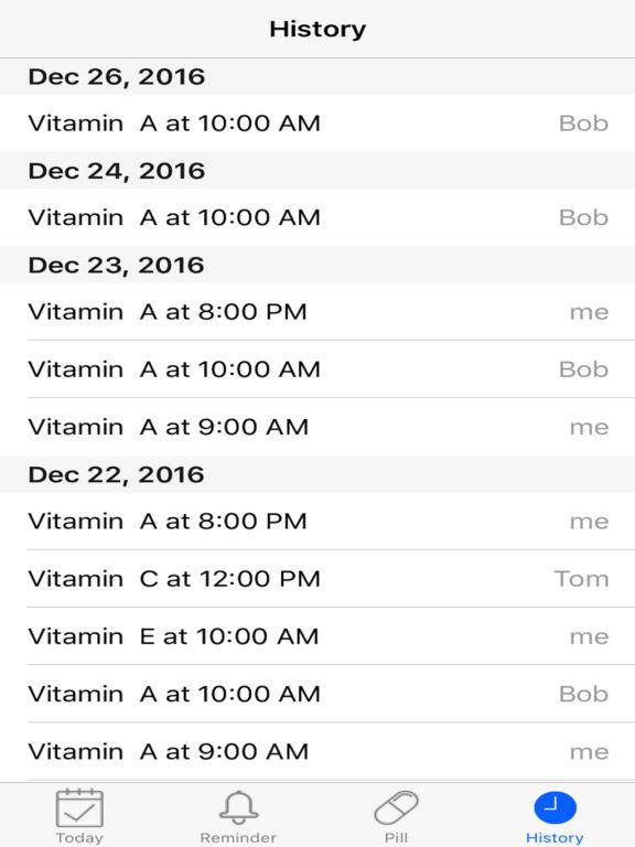 Daily Med Pill Reminder Alarm screenshot 7