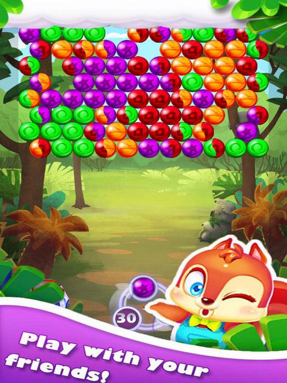 Magic forest Ball - Pop Game screenshot 6
