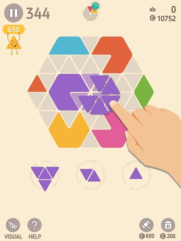 Make Hexa Puzzle screenshot 7