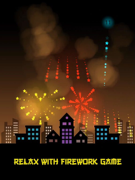 Happy Fireworks Game New Year screenshot 7