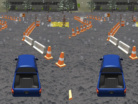 VR Parking Jeep Frenzy Reloaded - Real Driving screenshot 9