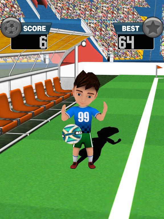 Tap Soccer Challenge screenshot 10