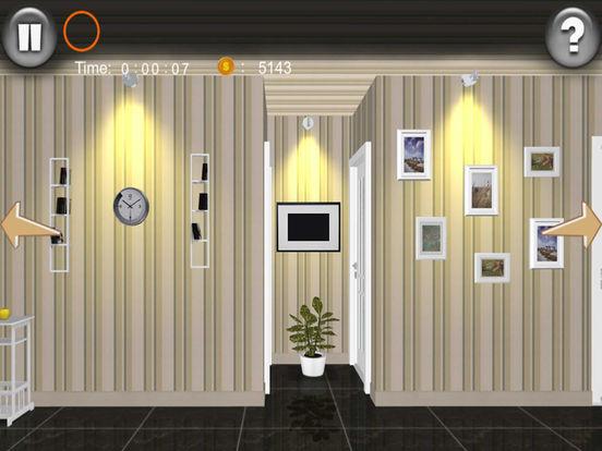Escape Crazy 11 Rooms Deluxe screenshot 8