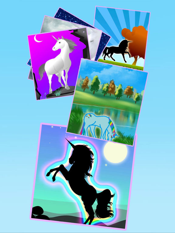 Unicorn Wallpaper Maker – Add your own text! screenshot 4