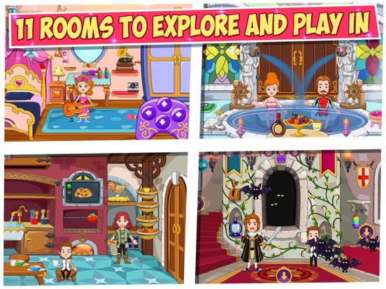 My Little Princess : Castle screenshot 10