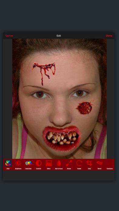 Horror PHOTOLAB Gold screenshot 3