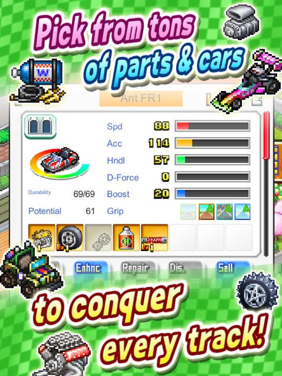 Grand Prix Story2 screenshot 8