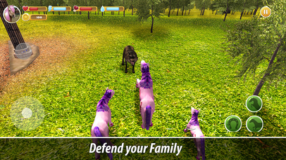 Pony Family Simulator Full screenshot 3