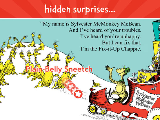 The Sneetches by Dr. Seuss screenshot 8