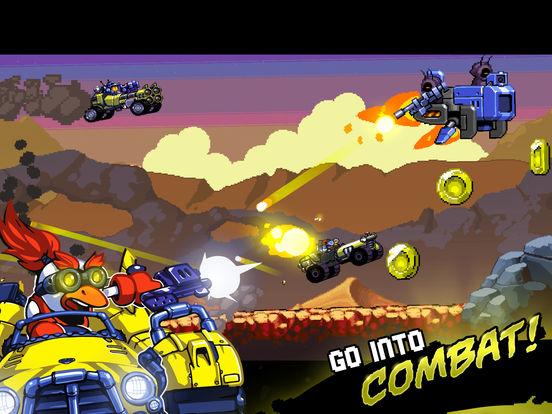 Road Warriors screenshot 8
