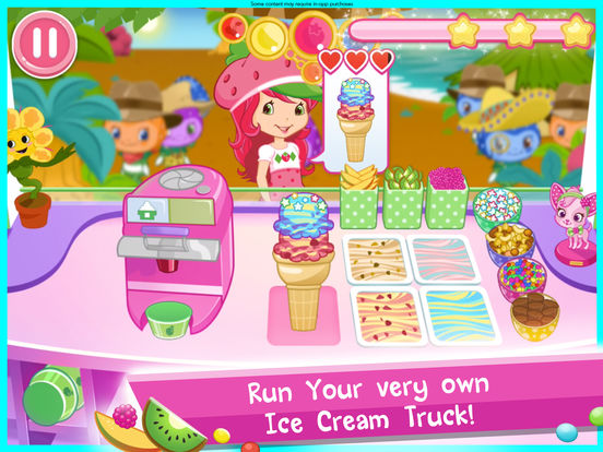 Strawberry Shortcake Ice Cream screenshot 6
