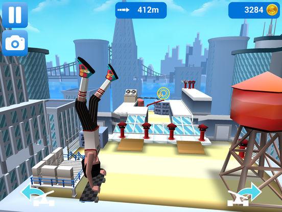 Faily Skater screenshot 6