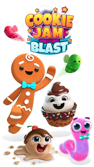Cookie Jam Blast™ Match 3 Game screenshot 5
