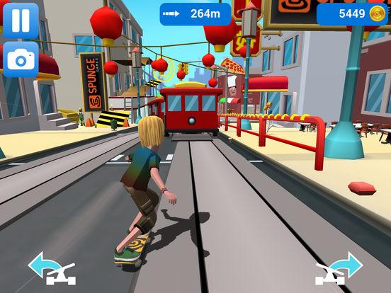 Faily Skater screenshot 9