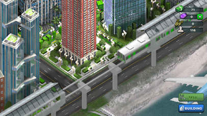 Monorail City™ screenshot 1