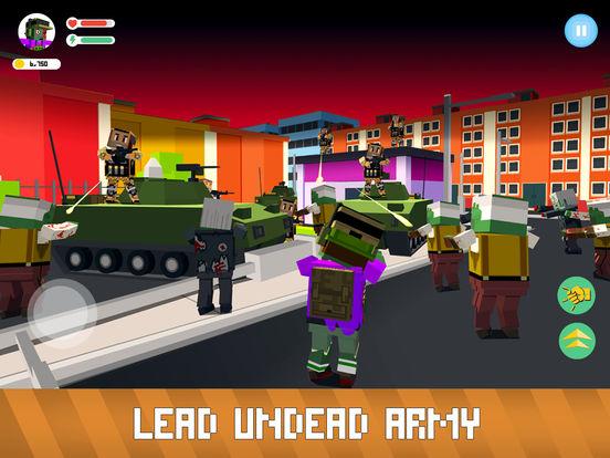 Blocky Zombie Simulator Full screenshot 7
