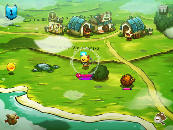 Cat Quest screenshot 6
