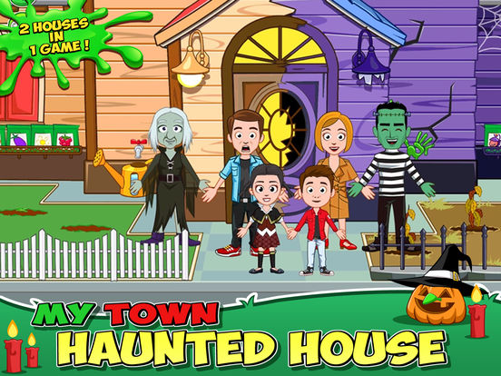 My Town : Haunted House screenshot 6
