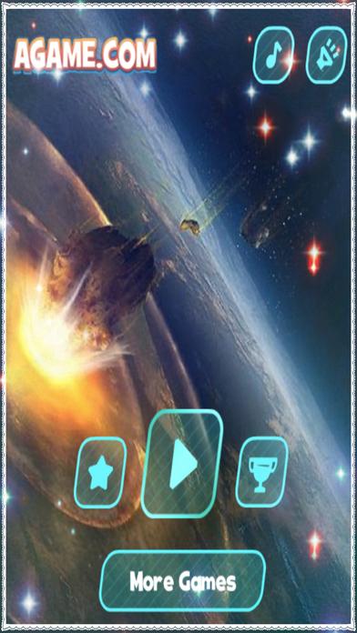 Space Falling Crush Ball screenshot 3