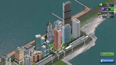 Monorail City™ screenshot 3