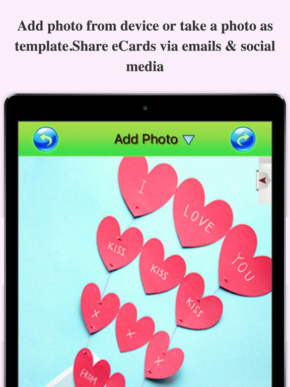 Love Cards Maker - Spread Your Love To All screenshot 10