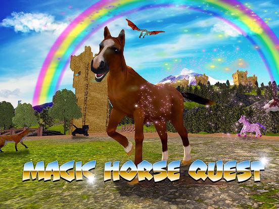 Magic Horse Quest Full screenshot 5