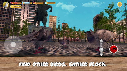 City Birds Simulator screenshot 2