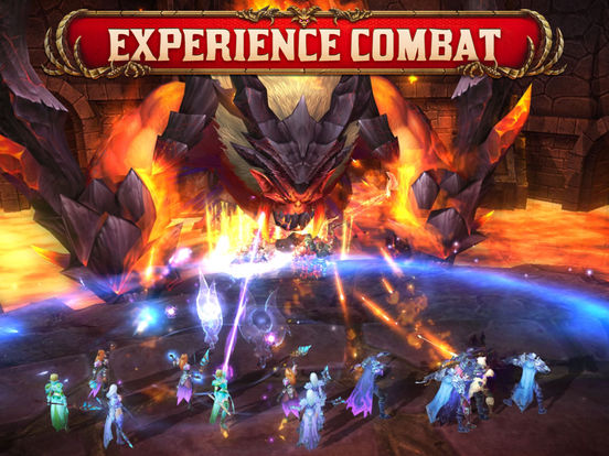 Crusaders of Light screenshot #1