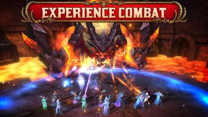 Crusaders of Light screenshot 1