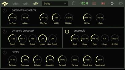 Harmony Eight screenshot 3